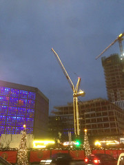 336/365 Berlin Christmas Cranes!