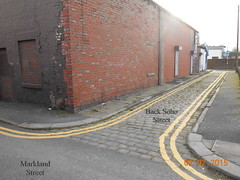 Bolton 3 (Landstrider1691) Tags: cobbled cobblestones bolton cobbles cobbledstreet newportstreet marklandstreet