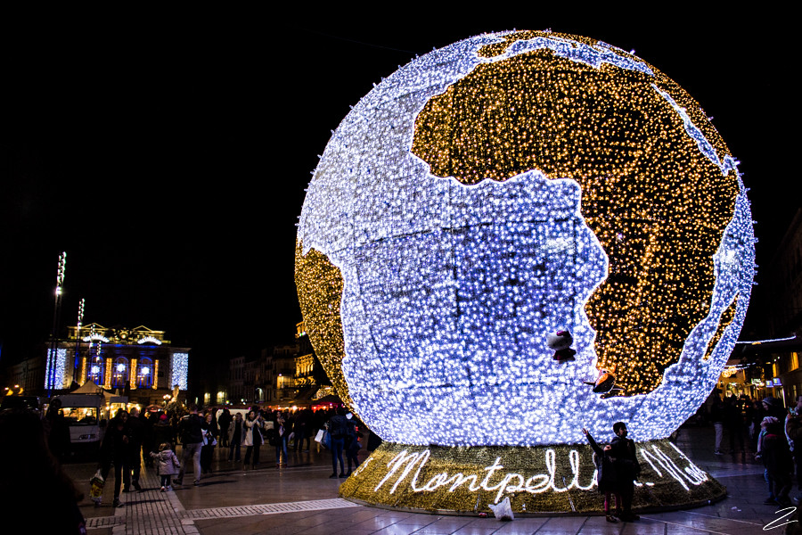 The world 39 s newest photos of globeterrestre flickr hive mind for Montpellier terre archi