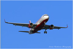 Air India Airbus A320 VT-EXD (Sri_AT72 (Sriram Hariharan Photography)) Tags: india plane photography airport aviation air international airbus passion kia spotting a320 spotter blr kempegowda bengaluru bial vobl vtexd