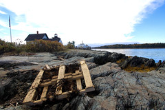 Grindle Point (Erica Robyn) Tags: ocean water island maine coastal islesboro islesboromaine grindlepoint