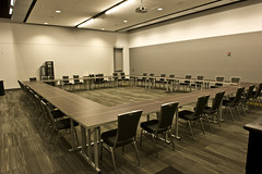 meeting room, square disposition (Centre Shaw Centre) Tags: ottawacongresscentre cheff pageboy