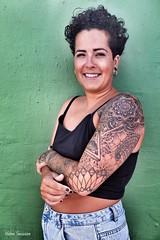 Laberntico brazo. Labyrinthine Arm. (Helena Hayde Sansiviero) Tags: urbanstyle vintage tatoo