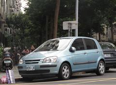 Hyundai Getz (rvandermaar) Tags: hyundai getz hyundaigetz click hyundaiclick