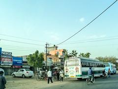 Grewal Highways Bus Service (Malwa Bus) Tags: bus india malwabusarchive punjab to416 transport travel ludhiana mullanpur 2012 grewalhighwaysservice pb10cy3137
