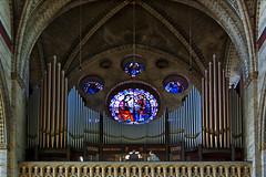 orgel kathedrale basiliek Haarlem (Theo_2011) Tags: haarlem basiliek bavo church kerk bavobasiliek orgel organ adema willibrodersorgel ademaorgel httpwwwrkbavonlcategorieorgelsmuziek