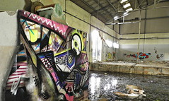 Coimbra 2016 - Sociedade de Porcelanas 01 (Markus Lske) Tags: portugal coimbra sociedadedeporcelanas graffiti graffito kunst arte art streetart lueske lske