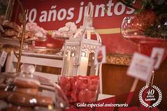 Gala 40 Aniversario Lozano (Lozano Repostera Artesanal) Tags: elche elx alicante lozano repostera bollera eventos galas cena hotelmilenio 40aniversario aniversario cumpleaos