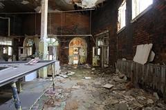 IMG_7762 (mookie427) Tags: urban explore exploration ue derelict abandoned hospital tuberculosis sanatorium upstate ny mental developmental center psychiatric home usa urbex