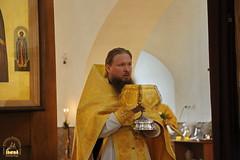 50. Church service in Svyatogorsk / Богослужение в храме г.Святогорска 09.10.2016