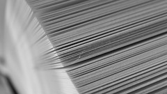 edge (© mpg) Tags: mpg2016 edge book page maccromondays macro closeup week422016 52weeksthe2016edition weekstartingfridayoctober142016 hmm monochrome bw 100xthe2016edition
