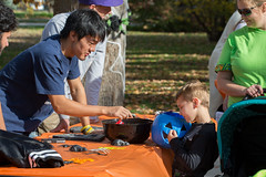 Students and Community Celebrate Halloween (Knox College) Tags: knoxcollege students candy community kids fraternity studentshalloween2016466855 halloween