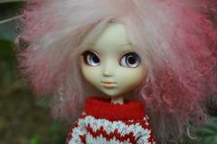 DSC_4670 (DollEmiou) Tags: kotori pulliptiphona custo mohair pink obitsu cutedoll doll pullip