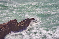 111 - Ericeira - à pied vers Foz do Lizandro Portugal (paspog) Tags: ericeira portugal fozdolizandro ocan falaise mer vagues waves cliffs sea ocean