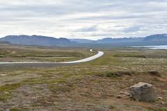 Desert Road (EC@PhotoAlbum) Tags: iceland islanda desert road stradadeserta panorama panoramicview landscape paesaggio paesaggioislandese
