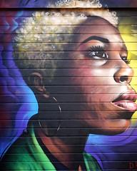 Street Art #bricklane #london #streetartlondon #streetartlovers #wallpainting #wallpaint #bathphotowalk #londonexcursion #westlarj #faces #spraypaint (Westlarj Street) Tags: instagramapp square squareformat iphoneography uploaded:by=instagram graffiti street art urban wall painting mural