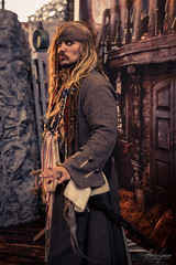 german jack at german comic convention (MGness / urbexery.com) Tags: germancomicconvention jonnydepp depp jonny comic con comiccon comicconvention captain jack sparrow