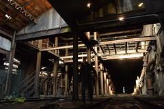 Ghost ? (Rémy Hugon) Tags: urbex usine lavoir charbon rouille nikon d3300