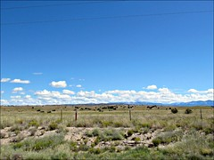Clouds on the road to Taos (Needleloca) Tags: 2016 newmexico santafe taos sky clouds ribbet newmexico2016