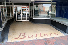 Butlers (jschumacher) Tags: virginia petersburg petersburgvirginia terrazzo terrazzofloor