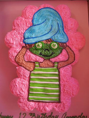 33-polkatots cupcake cakes