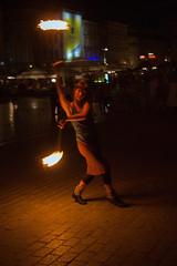 IMG_7647 (januszwilczek) Tags: noc kraków cracov rynek market taniec dance street city streettheatre theatre performance performers artist art festival ulicznyteatr