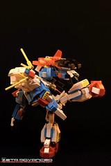 Z Pose 1 (Sam.C (S2 Toys Studios)) Tags: zetagundam gundam mobilesuit lego moc s2 80s scifi mecha anime japan spacecraft