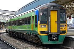 158795 at Bristol Temple Meads (Railpics_online) Tags: bristoltemplemeads 158795 class158 dmu sprinter diesel multipleunit dieselmultipleunit passenger train railway railcar uk express