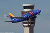 Southwest Airlines Boeing737 -Triple Crown One- N409WN (rob-the-org) Tags: kphx phx skyharborinternational phoenixaz southwestairlines boeing737 n409wn triplecrownone towercross 40thstreetberm gearinmotion f11 300mm 1320sec iso100 cropped noflash topnovember2016