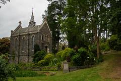 (Laszlo Papinot) Tags: eltham chapel montsalvat garden building famousflickrfive