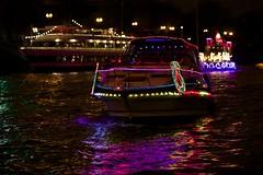 BC0A2610 (Christmas Ships Parade) Tags: 2013 canon5dmarkiii christmas christmaslights christmasships2013 christmasshipsparade december fleet marine maritime night oregon portland season shenanigans spiritofportland watercraft willametteriver yacht