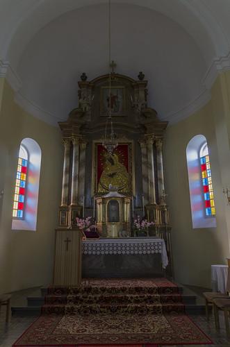 Stirnienes Sv. Laurencija katoļu baznīcā, 17.08.2014.
