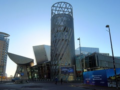 Salford Quays (7) (benmet47) Tags: building architecture artgallery lowry lslowry thelowry