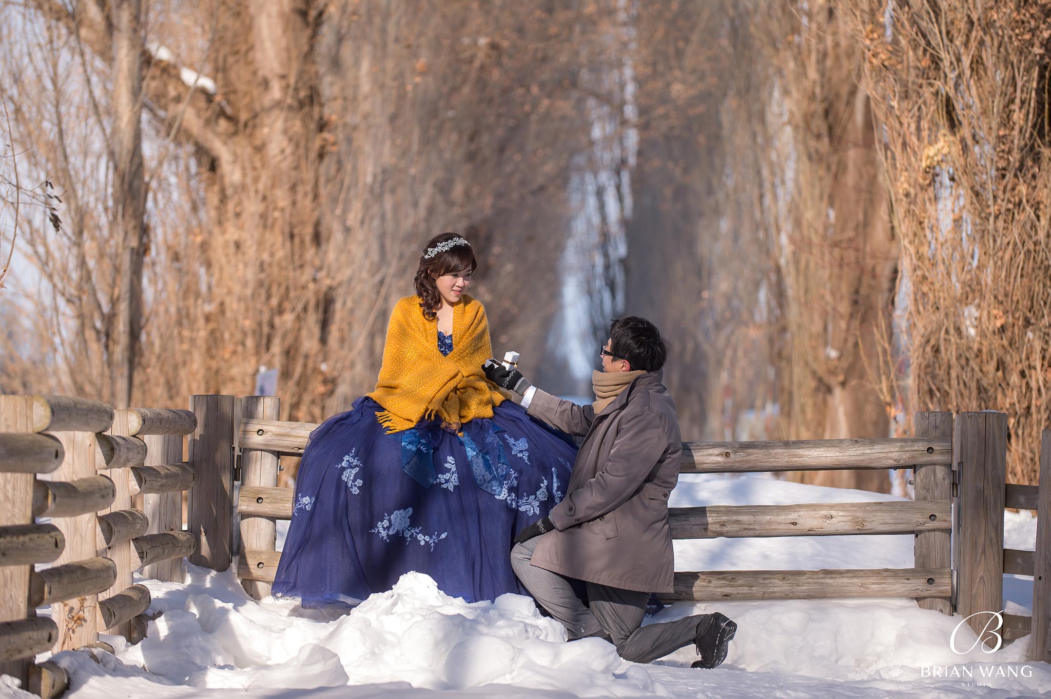 '北海道自助婚紗,北海道婚紗攝影,北海道雪景婚紗,海外婚紗價格,雪景婚紗,拍和服,北海道海外婚紗費用,伏見稻荷,札幌,2048BWS_7107'