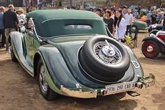 Art Center Car Classic 2016 (USautos98) Tags: 1936 mercedesbenz 290 cabrioleta
