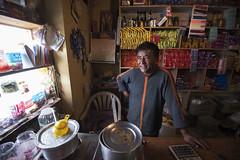 Writer and Artist (Ravikanth K) Tags: 500px leh ladakh people travel india jammuandkashmir actor writer teacher indoor shop store tea smile men