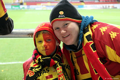 IMG_7094 (KV Mechelen) Tags: kvmechelen standardluik sfeer supporters afasstadion afas telenet