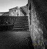 Abandoned Bunker.jpg (Eye of G Photography) Tags: stairs lines usa sunsetsunrise sunset northamerica shapes fortcasey angles washingtonstate concrete whidbeyisland places texture