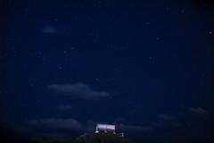 Nojimazaki / Canon EOS60D:SIGMA 17-50mm F2.8 EX DC OS HSM (telenity) Tags: japan tateyama landscape star nojimazaki night