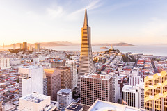 San Francisco Skyline from Loews Regency (Loc Lagarde) Tags: canoneos5dmarkiii