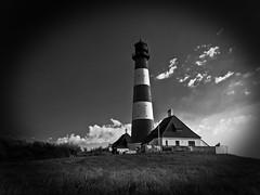 Westerhever-IV (V.Mildenberger) Tags: lighthouse sommer leuchtturm schleswigholstein nordfriesland