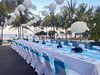 Wedding Dinner in Poolside (theroyalsantrian) Tags: wedding weddingdinner romanticdinner poolsidedinner
