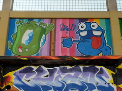 Edo & Nol (oerendhard1) Tags: urban streetart art graffiti rotterdam edo rath fabriek nol