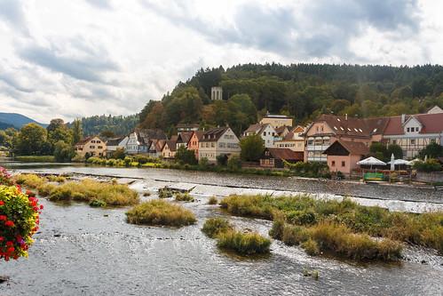 La Murg à Gernsbach