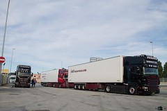 Scania Hurricaner Red Formula and Tomas (Costel [Vikingo]) Tags: scania sakis powered sarantos hurricaner giotis
