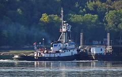 Salvor (Jacques Trempe 2,480K hits - Merci-Thanks) Tags: river ship spirit stlawrence tug lambert stlaurent barge fleuve navire salvor stefoy remorqueur