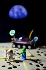lego cheese moon2 (karldelahaye) Tags: moon cheese 35mm nikon lego earth space holy legominifigure afol 35mmf18 cheesemoon legominifigures d5100 nikond5100 karldelahaye 3652015