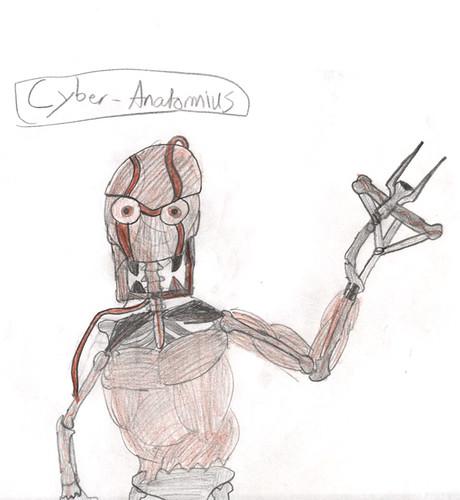 Cyber-Anatomius