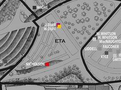 Eta Section Map