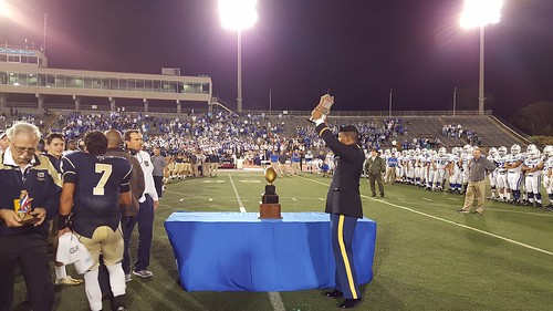 """Holy Cross Championship ceremony • <a style=""""font-size:0.8em;"""" href=""""http://www.flickr.com/photos/134567481@N04/21713648310/"""" target=""""_blank"""">View on Flickr</a>"""